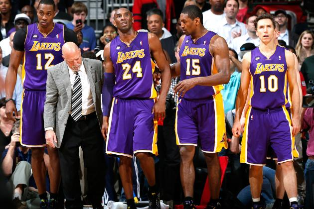 Potential Disasters That Could Ruin LA Lakers' Season