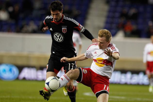 Why the New York Red Bulls vs. D.C. United Is MLS Match to Watch This Weekend