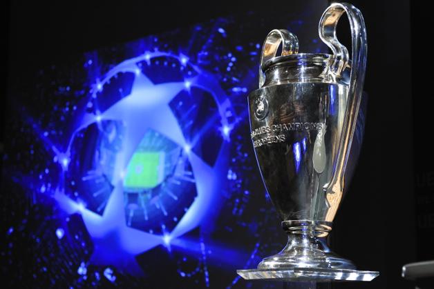 Champions League Quarterfinal Draw Live