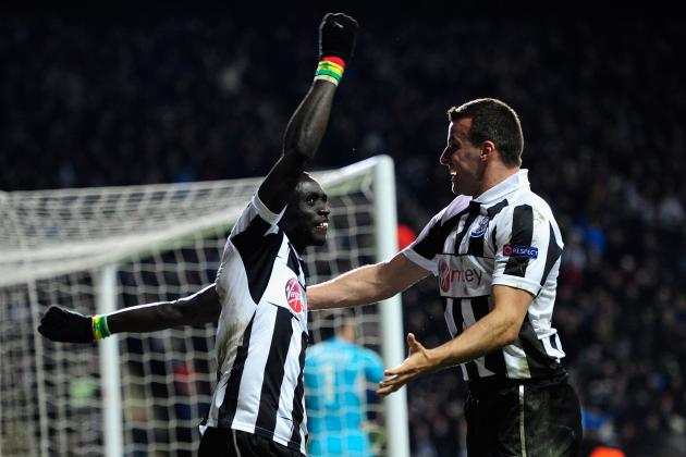 Newcastle United's European Dream Continues as Anzhi Fall