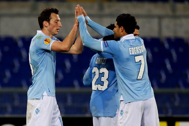 Europa: Fenerbahce Next for Lazio