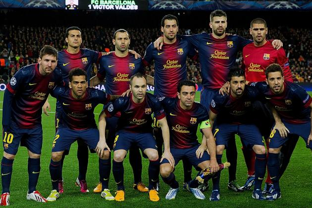 Why Barcelona vs. PSG Is the Most Intriguing Champions League Quarterfinal