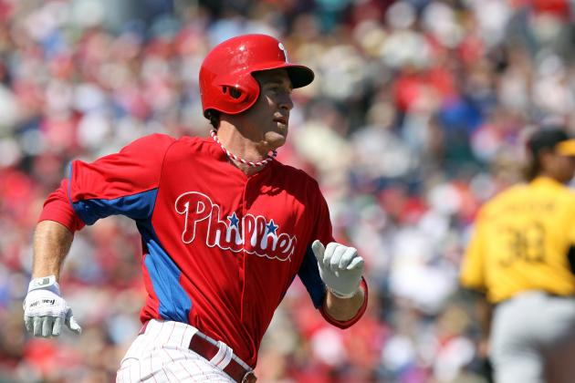 Phillies Second Baseman Chase Utley Continues His Solid Spring