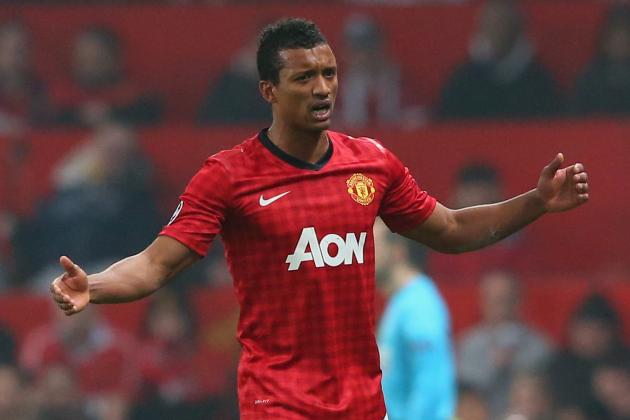 Nani and Jones Ruled out