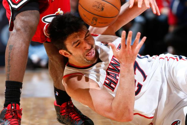 "Hawks Say Pachulia's Achilles Injury a ""Serious Concern"""