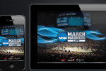 Follow Every Tourney Game with the March Madness Live App!