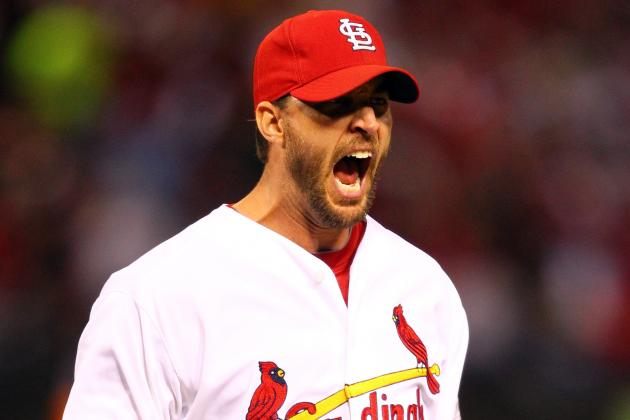 Cardinals Name Adam Wainwright as Opening Day Starter