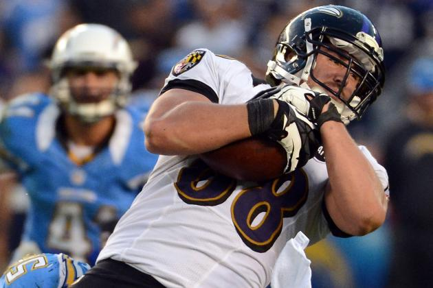 Ravens Restricted Free Agent Dennis Pitta Subject of Preliminary Inquiries