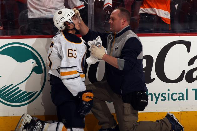 Buffalo's Ennis on 'Dirty' Simmonds Hit: 'I Wish He Got Suspended'