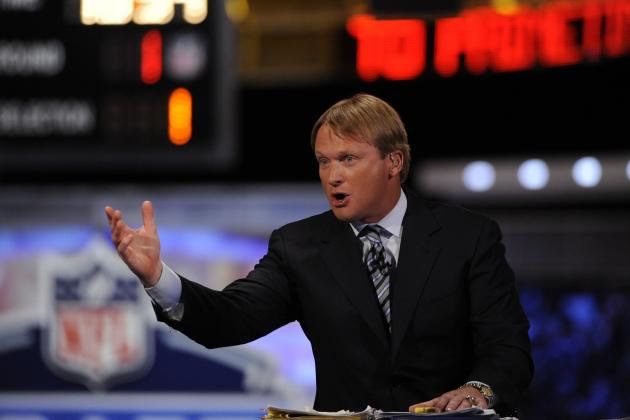 Video: Jon Gruden on Mantei Te'o Chat