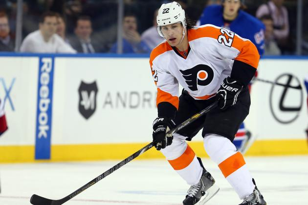 Report: Schenn to Return Tonight vs. Devils