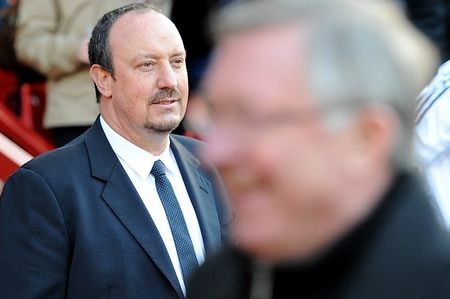 Ferguson Says Benitez Handshake Snub Is 'Nonsense'