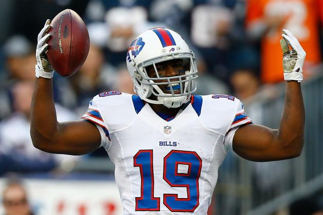 Report: Pats Sign Ex-Bills WR Donald Jones