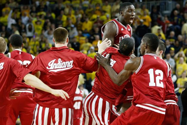 Indiana Closes Out Illinois at Big Ten Tournament