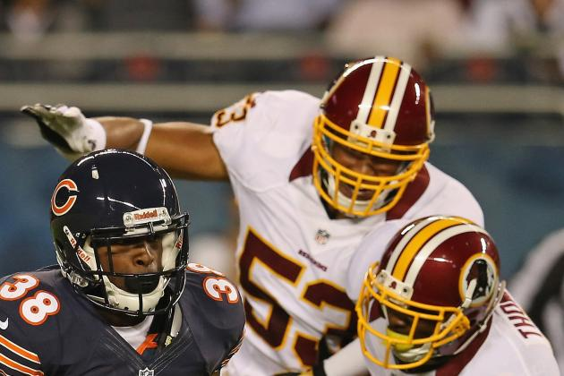 Redskins Bring Back LB Kehl