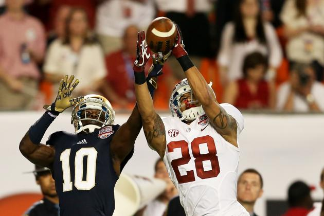 2013 NFL Mock Draft: Perfect Fits for Entire First Round