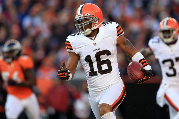 Josh Cribbs Offers Up a Classy Instagram Farewell to the City of Cleveland