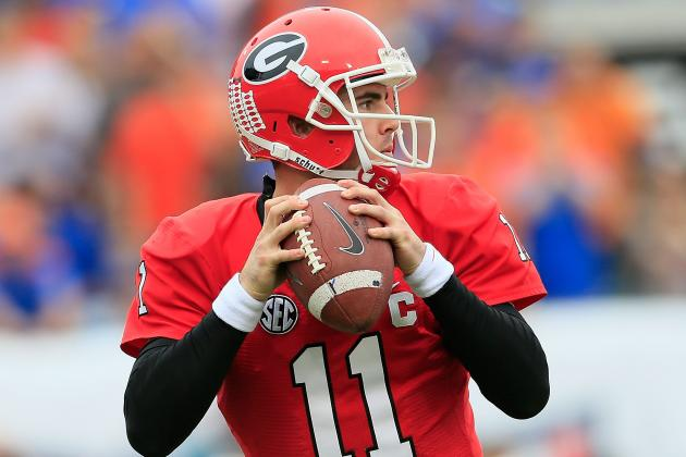 Aaron Murray Trick Shot Video Outtakes (Video)