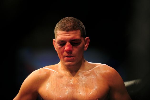 Nick Diaz Explains His Anxiety and the Way His Mind Works Ahead of a Fight