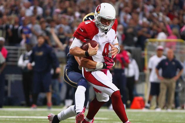 Kevin Kolb Released by the Arizona Cardinals