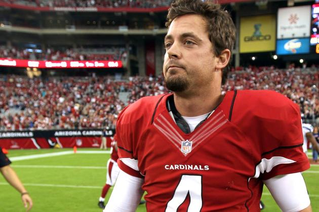Kevin Kolb Released by Arizona Cardinals
