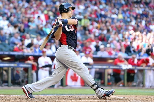 USA vs. Puerto Rico: Pagan and Mauer Are Keys to Their Team's Success