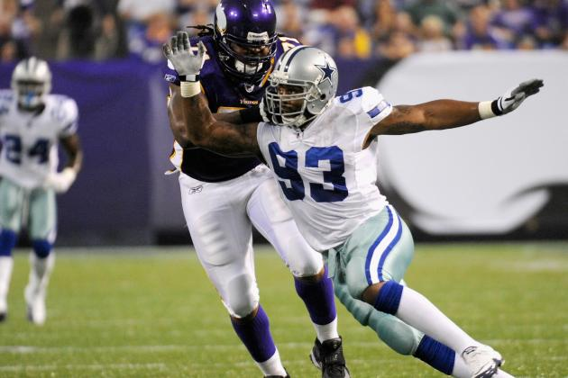 Anthony Spencer's Franchise Tag Is Looking Even Pricier Now