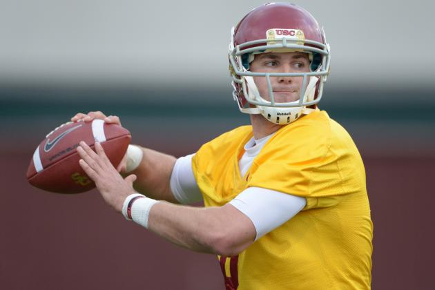 Trojans QBs Bounce Back at Spring Practice