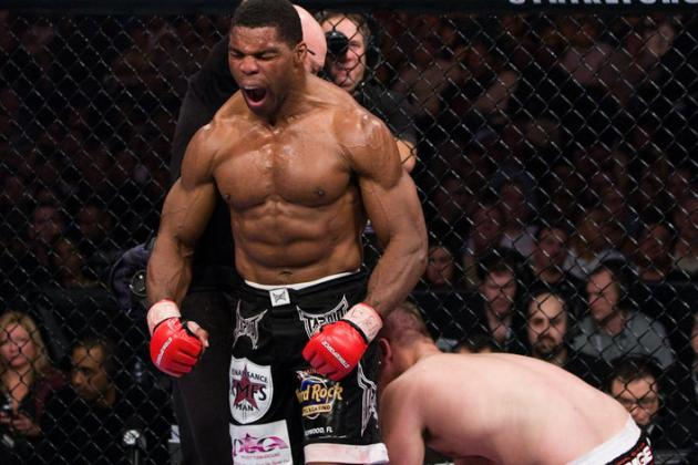 Dana White Won't Rule out Possibility of Herschel Walker Fighting in the UFC
