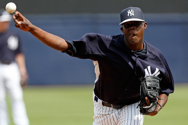Yankees Prospect Jose Ramirez Impresses During Spring Training