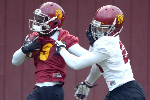 USC Spring Practice Report: March 12