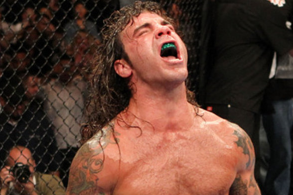 Clay Guida out of Fox 7 Fight with Chad Mendes Following Undisclosed Injury