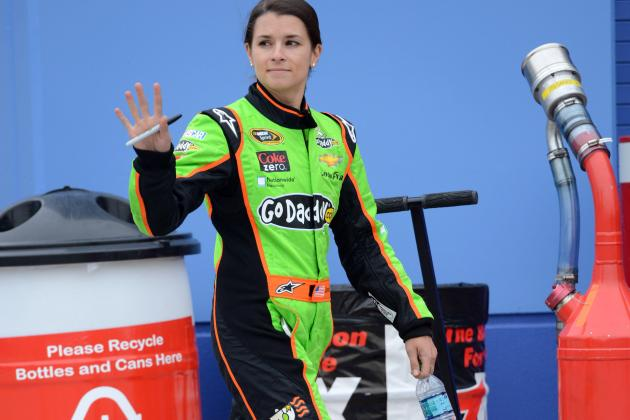 F1 Chief Bernie Ecclestone Would Like to Have Danica Patrick in Formula One