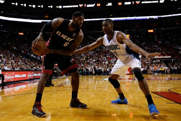 Harkless Will Guard Kevin Durant When the Magic Face OKC