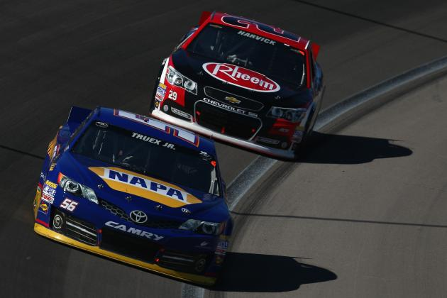 Debate: Who Will Take the Checkered Flag at Bristol?