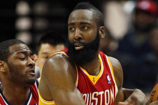 James Harden to Be Game-Time Decision Friday Night