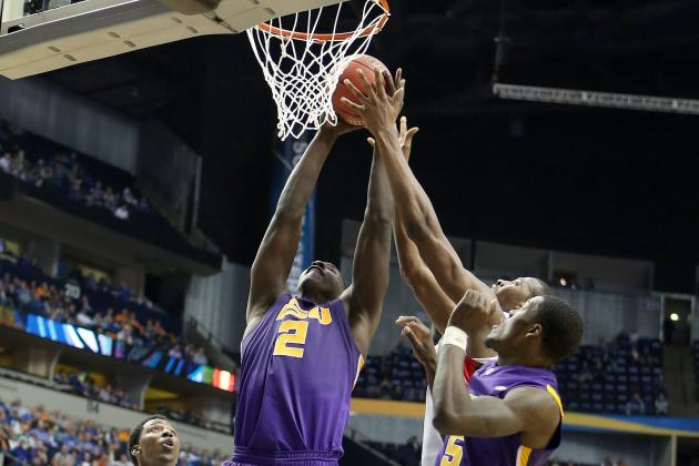 NCAAM Gamecast - LSU vs Florida