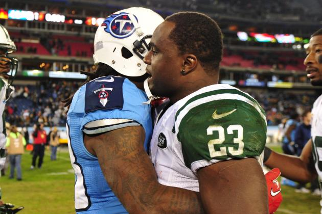 Tennessee Titans Add Bruising Backfield Complement to Chris Johnson