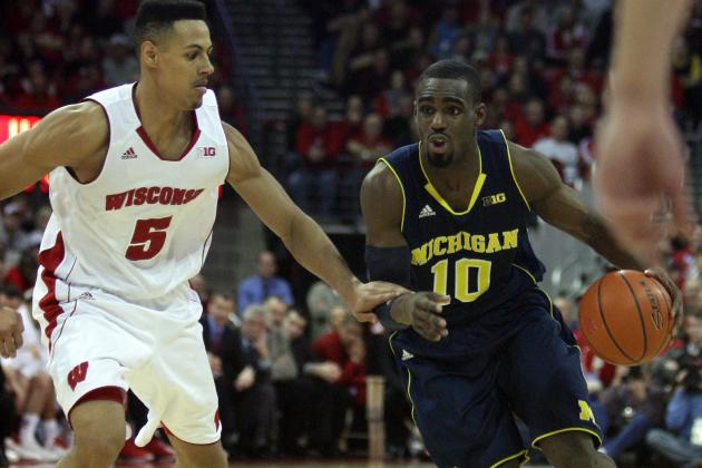Michigan vs. Wisconsin: Live Score and Analysis for Big Ten Tournament 2013