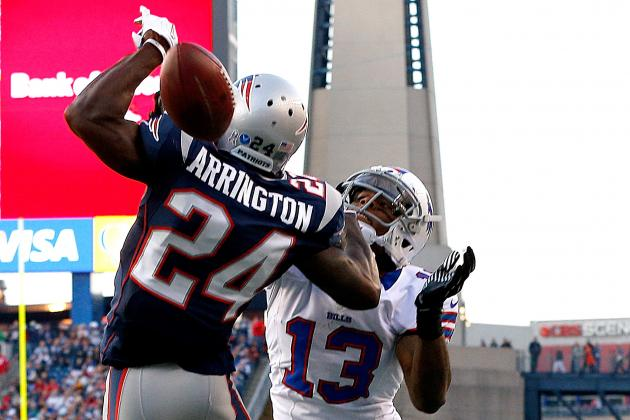 Report: Patriots and CB Kyle Arrington Reach Agreement in Principle on New Deal