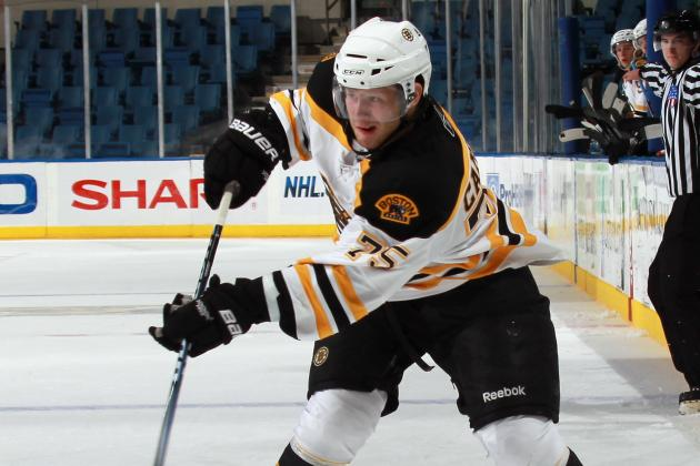 Bruins, Sens Sign Prospects to Entry-Level Deals