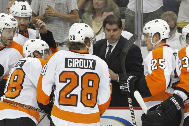 What a Friday Night Loss to the Devils Would Mean to the Future of the Flyers