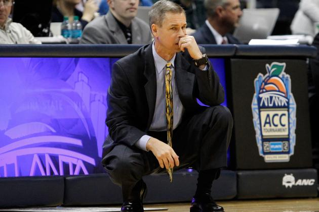 Wake Forest: The Demon Deacons Need to Fire Jeff Bzdelik