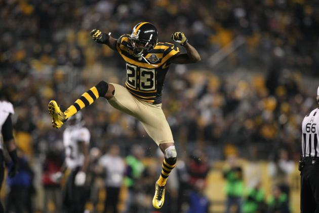 Why the Pittsburgh Steelers Made a Mistake Letting Keenan Lewis Go