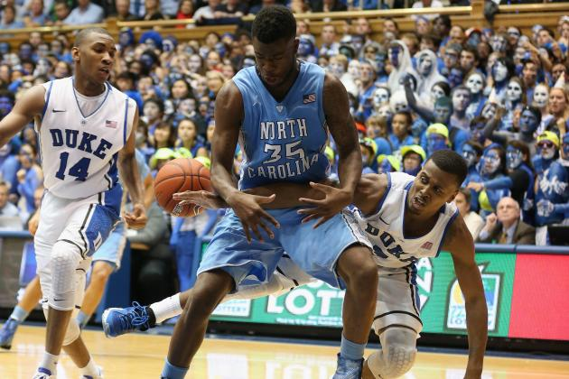 UNC Confident It Can Recover (again) from Recent Loss to Duke