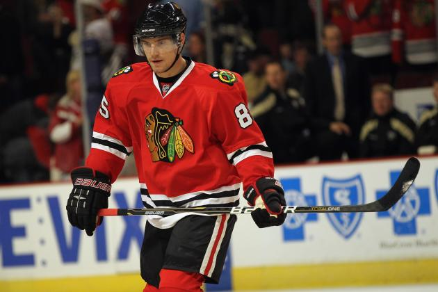 Blackhawks Send Olesz to Rockford