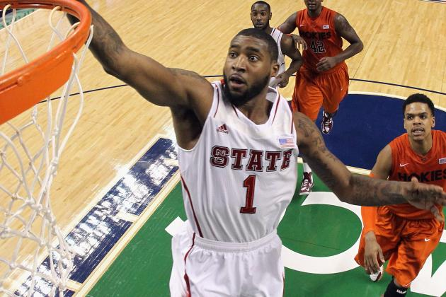 NCAAM Gamecast: NC State vs Virginia