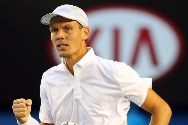 Indian Wells 2013: Tomas Berdych Needs Mental Strength to Beat Rafael Nadal