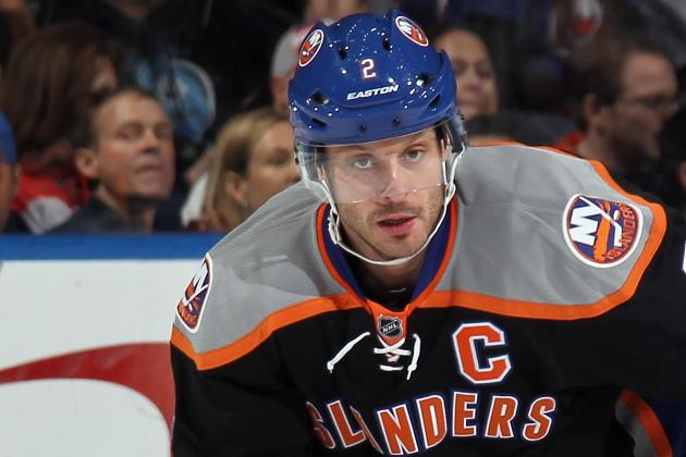 Isles, Streit Talking About New Deal