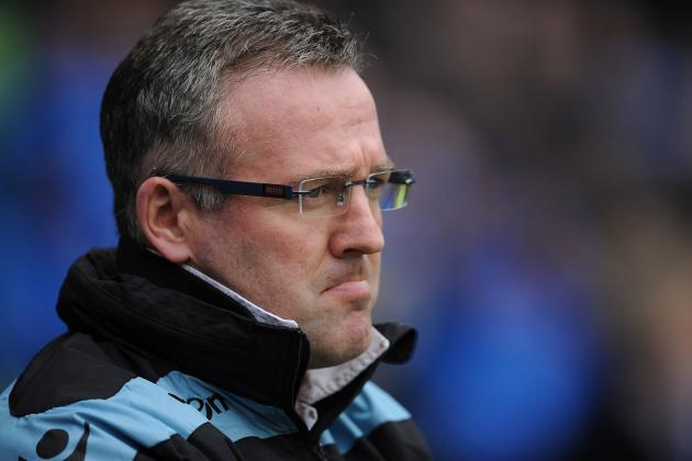Aston Villa Boss Paul Lambert Blasts Club Owners After Recent Sackings